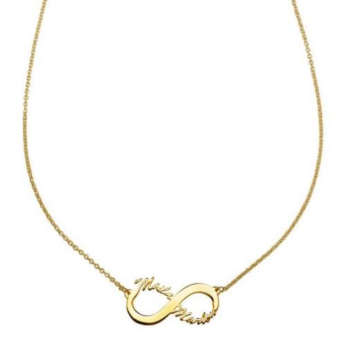 Infinity Halskette von BEKABELL