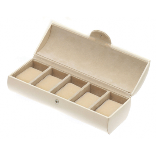 "Davidt""s Uhrenkasten, beige, für 5 Uhren"