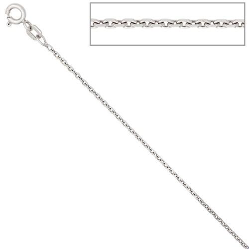Ankerkette Silber, 50cm, 1,5 mm