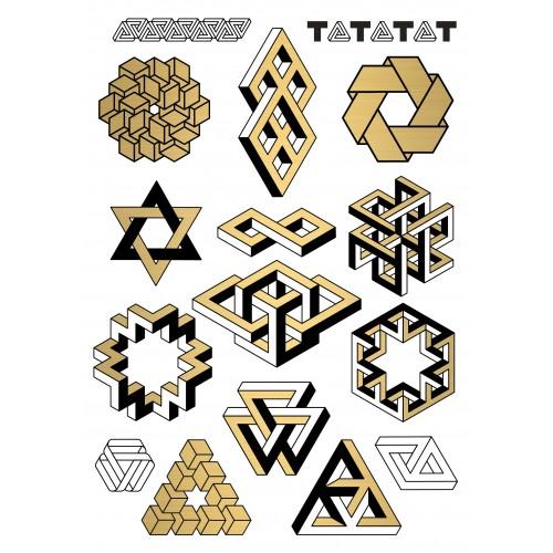 Impossible Geometry Set von David Bizer