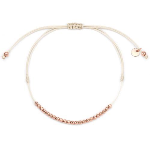 Perlen-Armband Arabesque- 925 Sterlingsilber