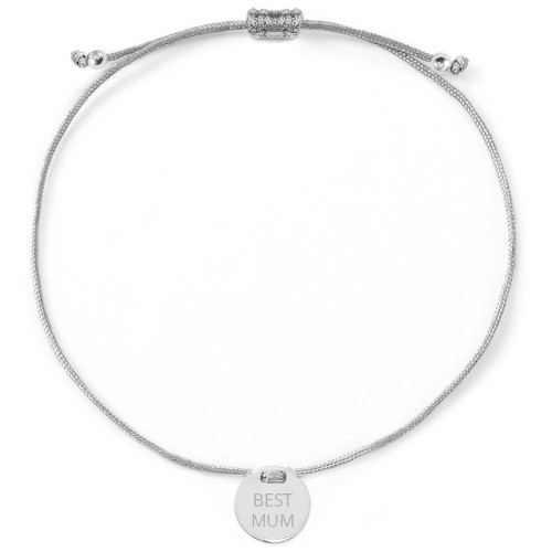 Armband - Best Mum - Rückseitengravur möglich