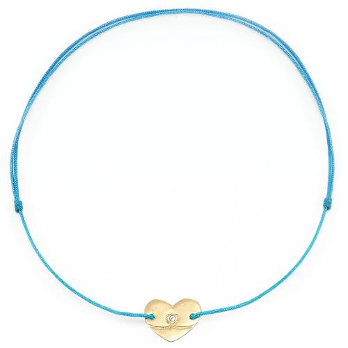 Herz-Armband Crystal Heart