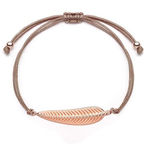 """Armband """"Blatt"""" - 925 Sterlingsilber"""