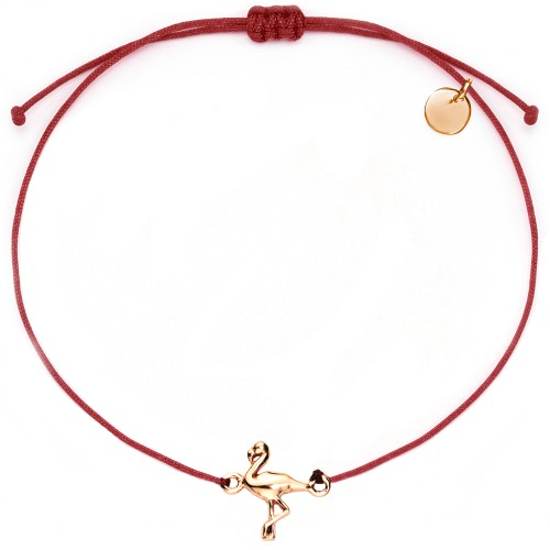 Flamingo-Armband Red Flamingo | individualisierbar