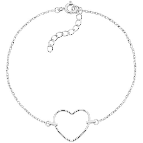 Armband Gentle Heart - 925 Sterlingsilber