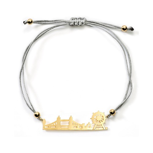 Weltenbummler - Armband London