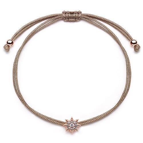 Armband Stern - 925 Sterlingsilber