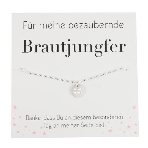 Brautjungfer Armband von BEKA&BELL