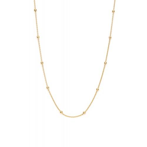 Choker - Halskette Little Shine mit Kugeln - 925 Sterlingsilber