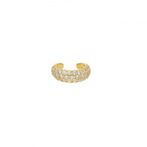 Chunky Earcuff - Pour Toi Jewelry