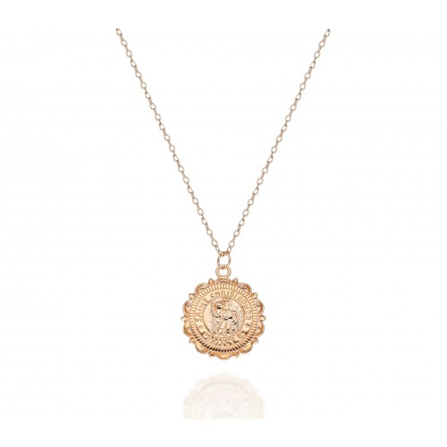 Coin Kette - Pour Toi Jewelry