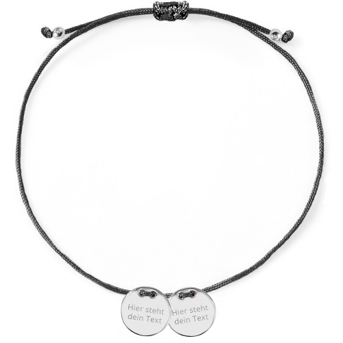 Armband mit Gravur Harmony  - 925 Sterlingsilber