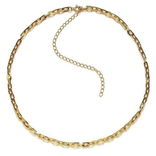 Halskette Chunky - 925 Sterlingsilber