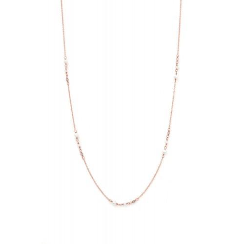 Perlenkette Divine - 925 Sterlingsilber