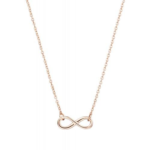 Infinity-Kette - 925 Sterlingsilber