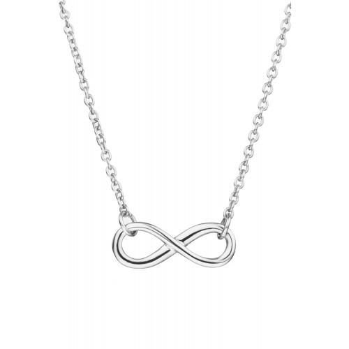 Halskette Infinity - 925 Sterlingsilber