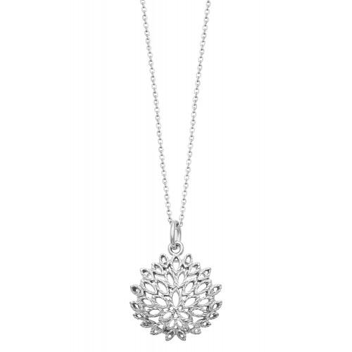 Halskette Complex mit Ornament