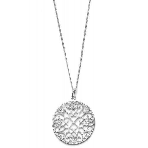 Ornament Halskette