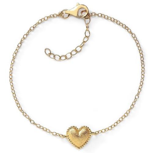 Armband Full Heart - 925 Sterlingsilber