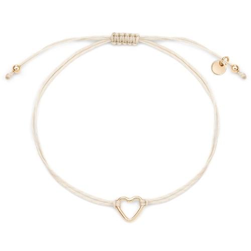 Herz-Armband Loved - 925 Sterlingsilber