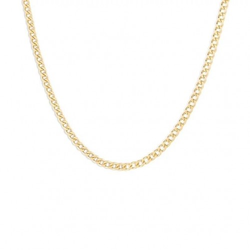 Curb Chain Choker - Pour Toi Jewelry