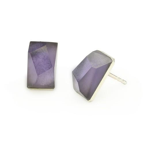 Ohrstecker CRYSTAL_violet