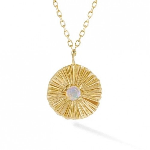 Opal Kette - Pour Toi Jewelry
