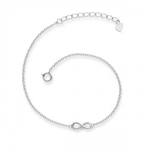 Muttertagsgeschenk - Infinity-Armband 925 Sterlingsilber