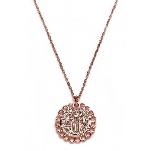 Münzkette Holy Shine - 925 Sterlingsilber