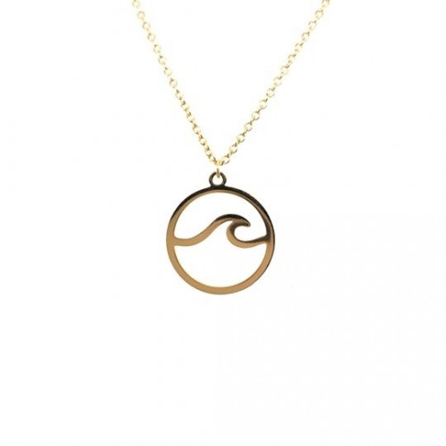 Collier Ocean gold
