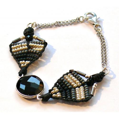 Exclusive Ma'Imi – Sterling Silber 925 & Miyuki Beads