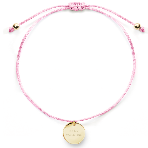 "Armband ""Be my valentine"" 