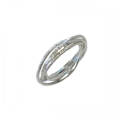 Ring Set Sterlingsilber