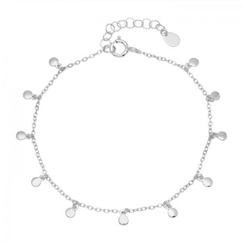 Armband Little Plates - 925 Sterlingsilber
