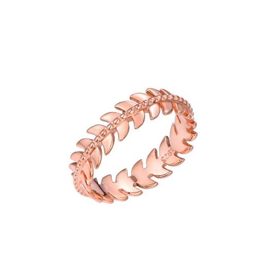 "Ring ""Ehrenkranz"" - 925 Sterlingsilber"