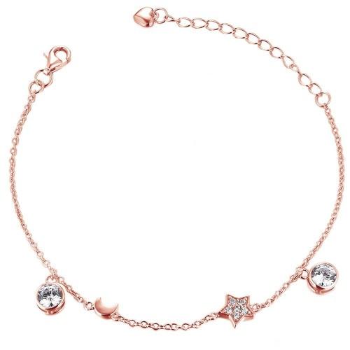 Sternenhimmel Armband - 925 Sterlingsilber