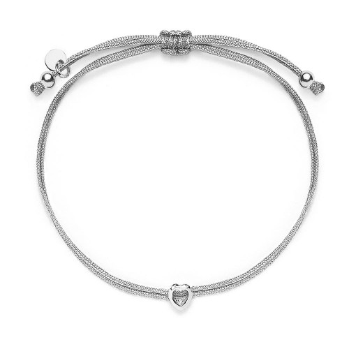 Herz-Armband Open Heart - 925 Sterlingsilber