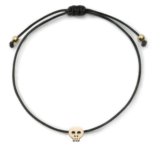 Armband mit Totenkopf