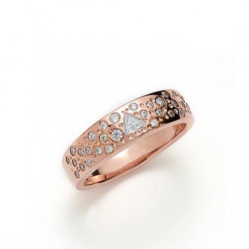 Ring Galaxy - 925 Sterlingsilber