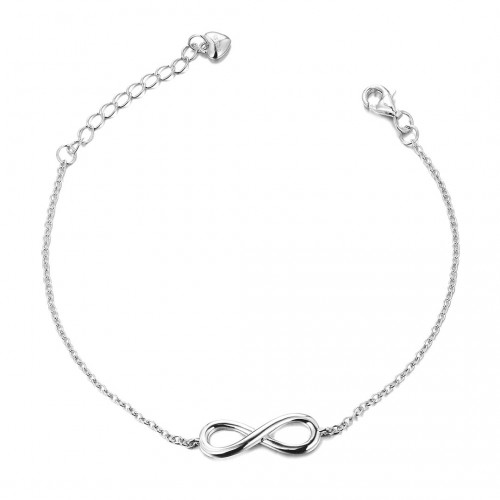 Armband Undendlichlichkeit - Infinity - 925 Sterlingsilber