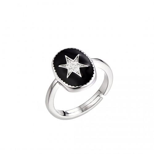 Ring Sparkling Star - 925 Sterlingsilber