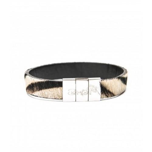 Zebra-Armband Small