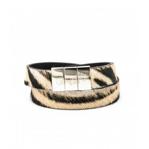 Zebra-Armband