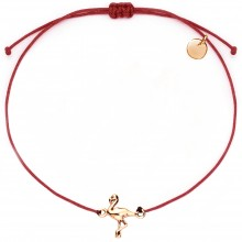 "Flamingo-Armband ""Red Flamingo"" 
