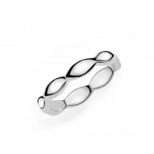 Ring Shiny Bubbles - 925 Sterlingsilber