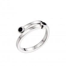 Ring Spinell - 925 Sterlingsilber