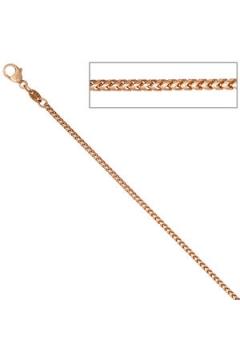 Bingokette 1,5 mm 585Gold Kette Halskette Karabiner
