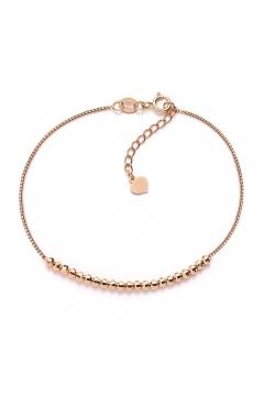 """Armband - 18K Echtgold """"Schönstes Armband der Welt"""""""