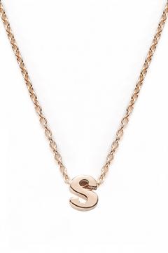 Buchstabenkette - ganzes Alphabet - 925 Sterlingsilber